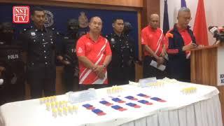 Polis Kelantan rampas dadah bernilai RM141,000