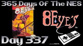 365 Days Of The Nes - 337 8 Eyes