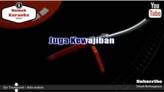 Download Lagu Karaoke Itje Tresnawati - Satu malam mp3