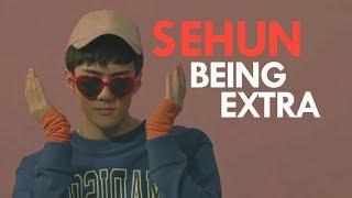SEHUN being EXTRA