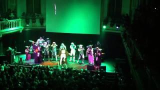Weird Al Yankovic - The Saga Begins - Live at Paradiso Amsterdam 08-12-2010