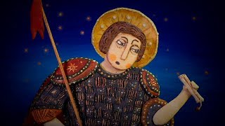 Про Василия Блаженного и Егорий Храбрый  - Гора самоцветов | Сказки для детей