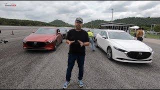 รีวิว+ลองขับ All New Mazda3 เครื่องเดิมที่ดีขึ้น ช่วงล่างนุ่ม พวงมาลัยแม่น แต่เล็กเหมือนเดิม