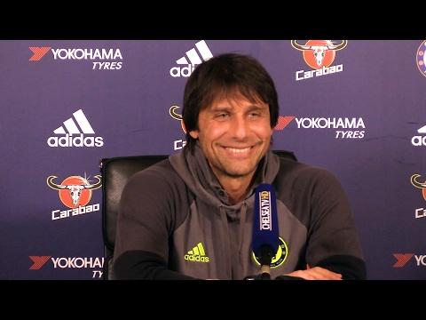 Antonio Conte Full Pre-Match Press Conference - Burnley v Chelsea