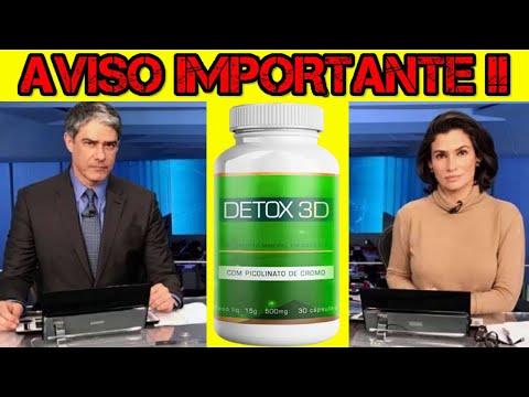 detox 3d antes e depois