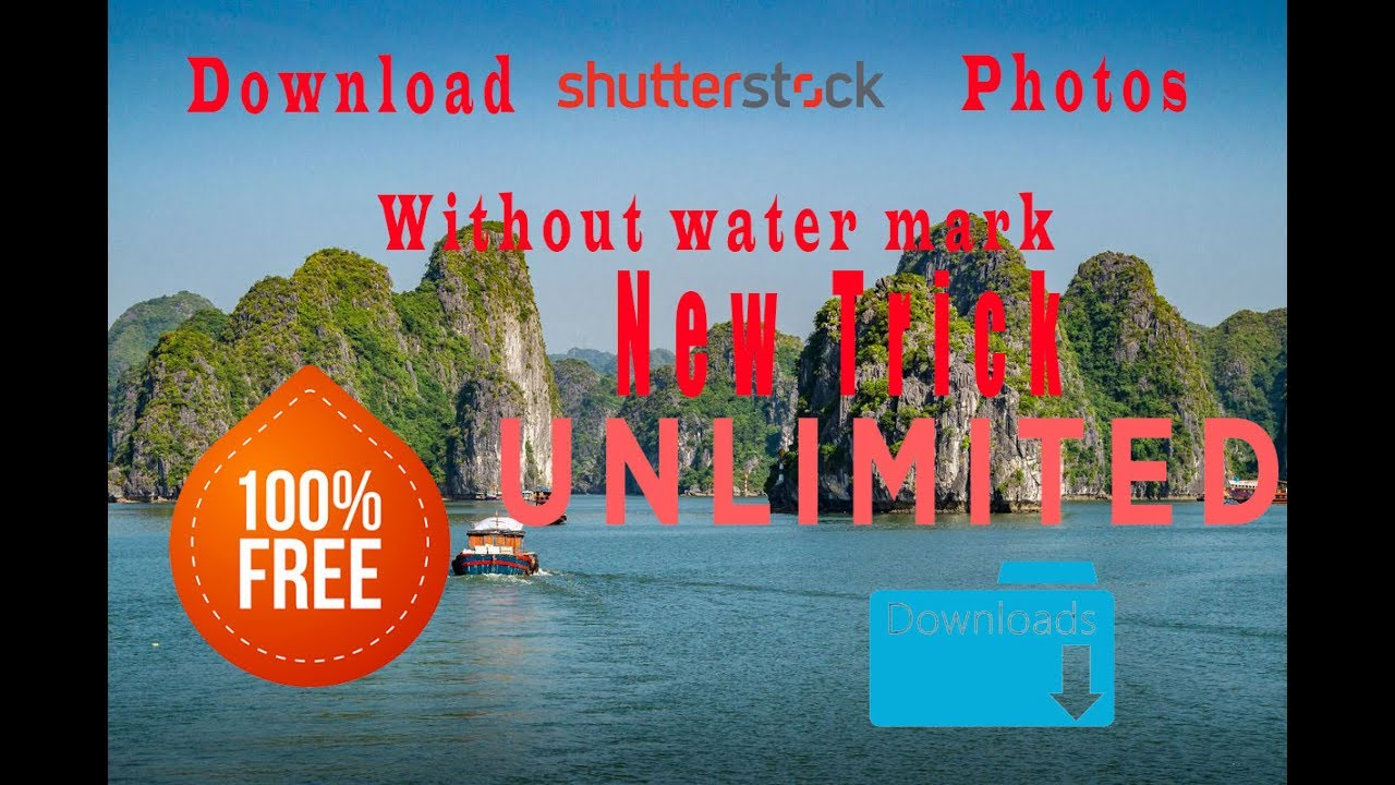 Download shutterstock without watermark