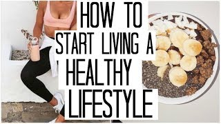Hello all! this is my very requested video of how to start living a healthy lifestyle & get healthy! can be daunting journey and...