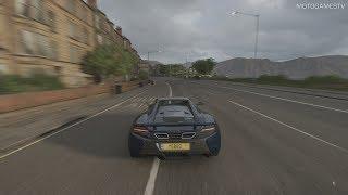 Forza Horizon 4 - 2014 McLaren 650S Spider Gameplay