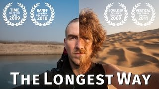 The Longest Way 1.0 - walk through China and grow a beard! -...