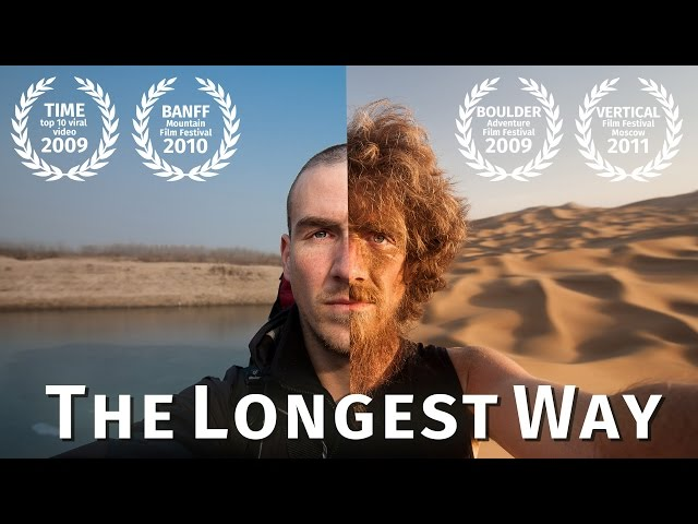 The Longest Way 1.0 – walk through China and grow a beard! – a photo every day timelapse