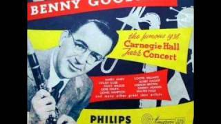 Watch Benny Goodman Stompin At The Savoy video