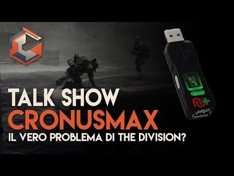 Talk Show | CronusMAX | Il vero problema di The Division?