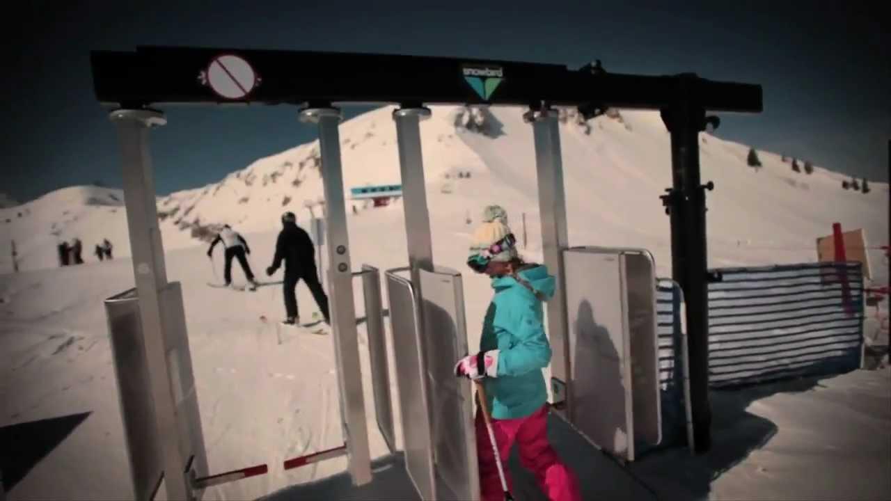 2012 OnTheSnow Visitors' Choice Winner for Best Overall Resort: Snowbird, Utah
