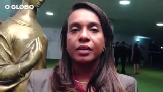 #PrimeiroAssédio Deputada Tia Eron foi chantageada a trocar instalação de comissão por sexo