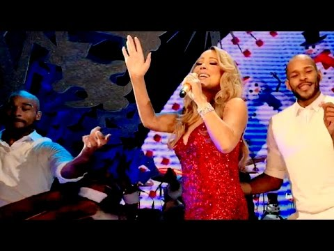 "Mariah Carey ""Holiday Concert"" 2015 Epic Vocals"