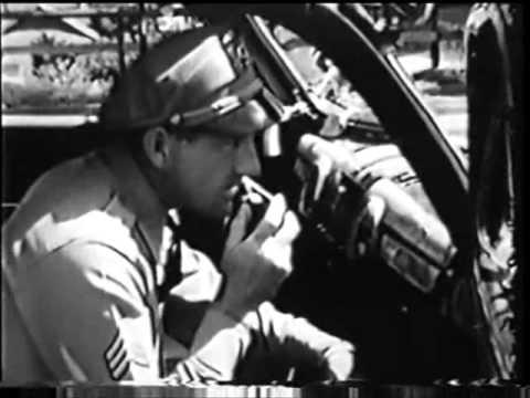 San Diego Police Training Film - Late 1940s