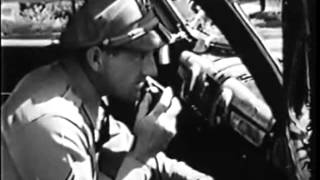 San Diego Police Training Film - Late 1940s