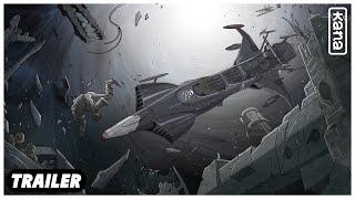 bande annonce de l'album Capitaine Albator - Mémoires de l'Arcadia T.2