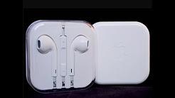 Apple iPhone 5 5S 6 6S EarPods Earphones W/Remote & Mic