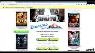 Como Baixar Capitão America:Guerra Civil Gratis Por Utorrent!