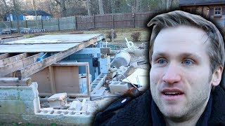 MCJUGGERNUGGETS NEW HOUSE IS DESTROYED! (ft. KidBehindACamera)