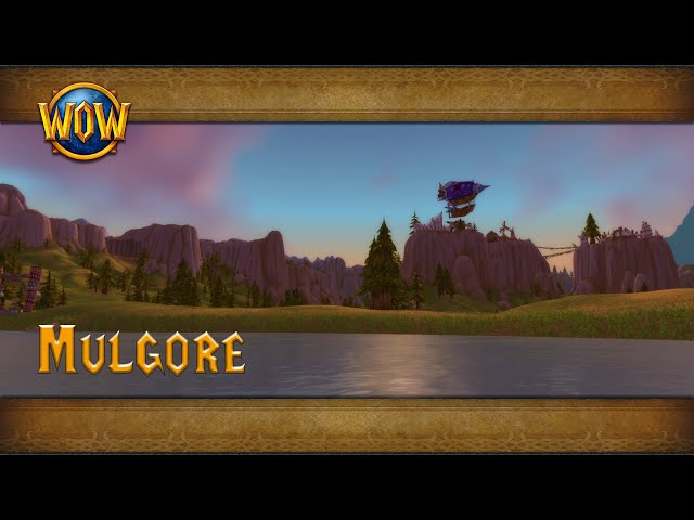 Mulgore Ambience Azeroth World Tour
