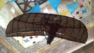Abbas Bin Firnas: Construction of the Flying Machine