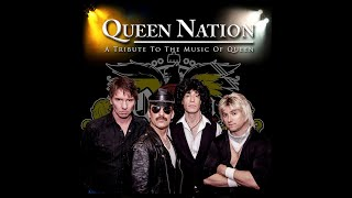 NSE-QUEEN NATION #1 Tribute to QUEEN & FREDDIE MERCURY-NEAL SHELTON ENTERTAINMENT