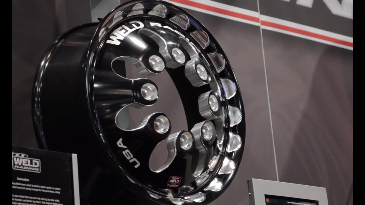 SEMA 2013 - All new lineup of Delta Dually truck wheels from Weld Racing - YouTube