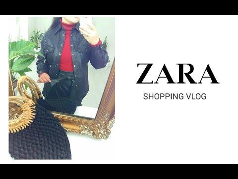 Шоппинг влог #ZARA.Новинки ЗИМЫ.