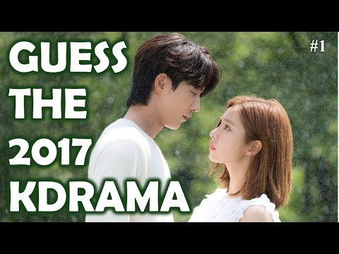 Guess the 2017 Kdrama by its OST PART