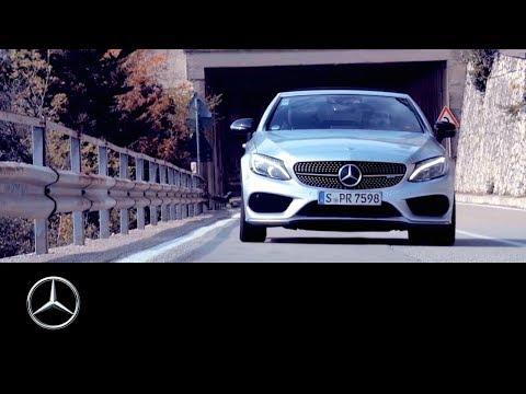 Mercedes-Benz C-Class Cabriolet: A tour around Lake Garda   #MBvideocar.