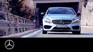 Mercedes-Benz C-Class Cabriolet: Road Trip Lake Garda