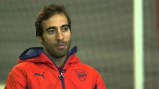 Interview with Mathieu Flamini
