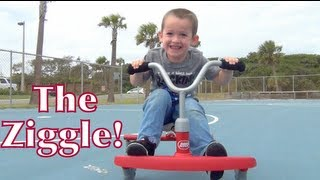Coolest Toy Ever!! The Ziggle …