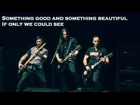 Calm The Fire by Alter Bridge with Lyrics