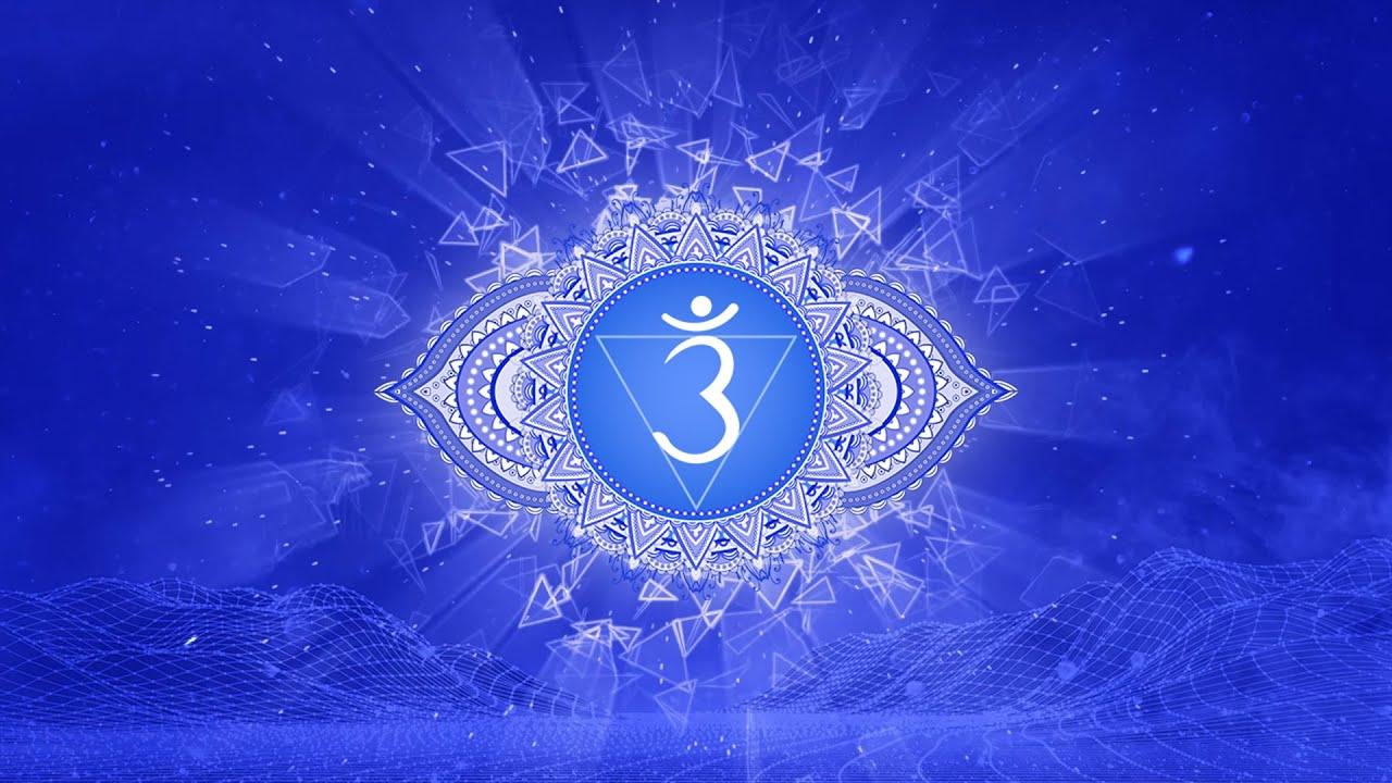 "THIRD EYE CHAKRA HEALING MUSIC || Awaken Intuition || Stop Overthinking ||  ""Cosmic Tingle Series"""