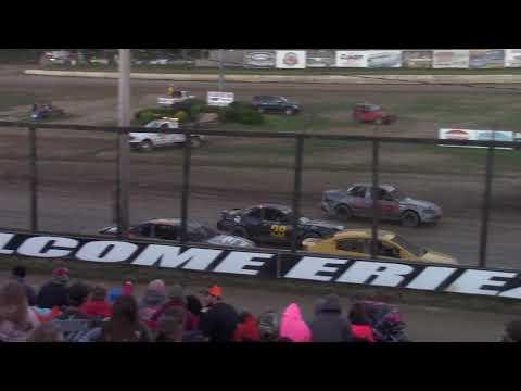Eriez Speedway Challenger Feature 9-23-18