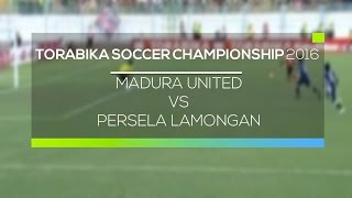 Video Gol Pertandingan Madura United vs Persela Lamongan