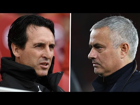 Debate: Who would you rather have in charge - Jose Mourinho or Unai Emery? | Man Utd vs Arsenal