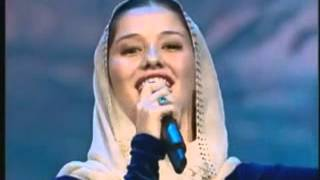Chechen Girl Sings Armenian Patriotic Song Hay Qajer Heda  REMIX BY DJ A G 1