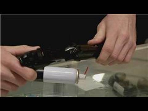 Airsoft Guns : How to Clean an Airsoft Gun