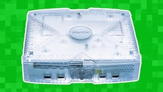 Original Xbox Crystal UNBOXING