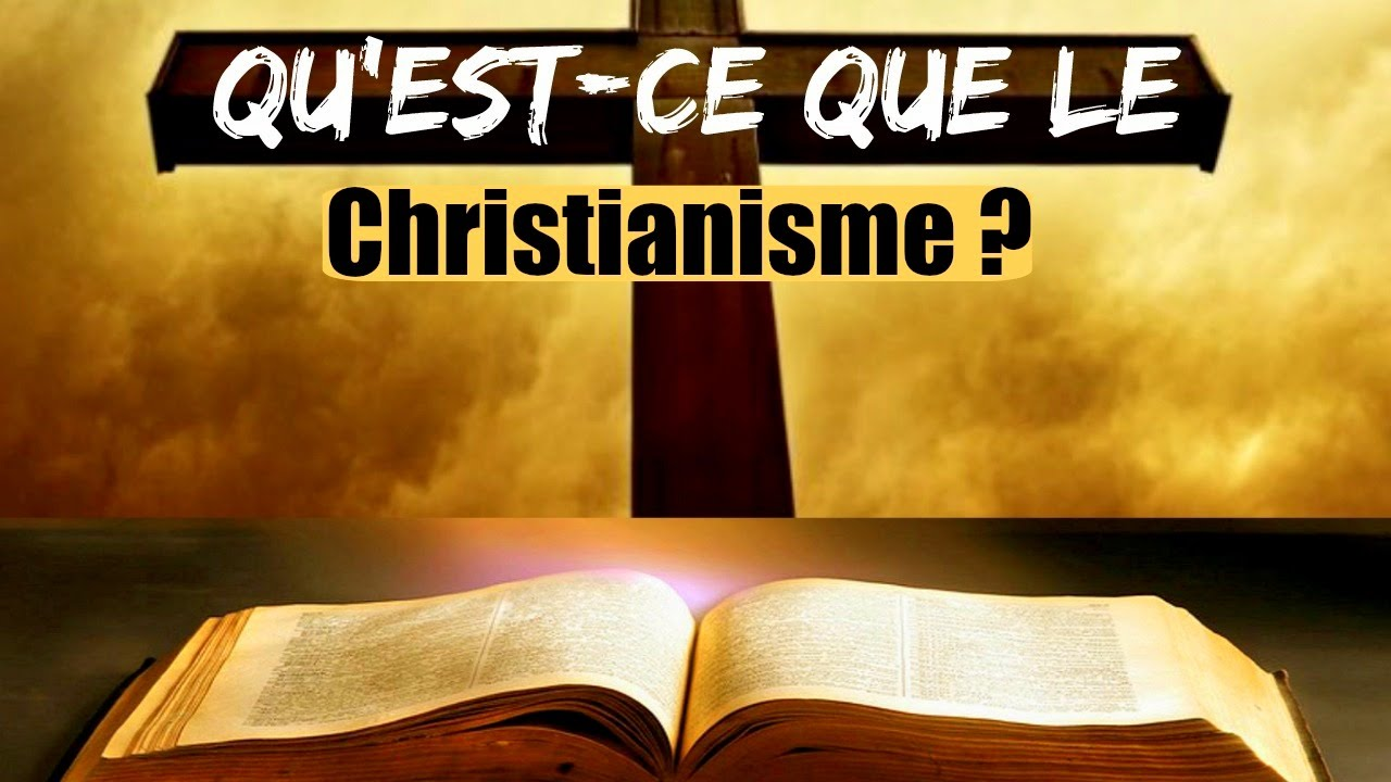 qu 39 est ce que le christianisme youtube. Black Bedroom Furniture Sets. Home Design Ideas