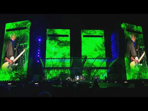 The Rolling Stones Live (4K) - FOS - Dancing with Mr. D - #No Filter Tour 2017 - Stadtpark Hamburg
