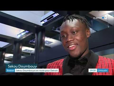 Sekou Doumbouya à New York