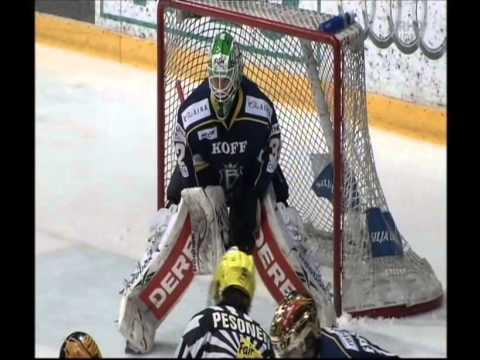 KalPa - Espoo Blues puolivälieräsarja 2011-12 Game 4