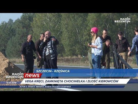 Radio Szczecin News 10.10.2018