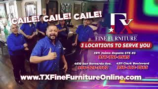 You Need New Furniture...  TX Fine Furniture Store in Laredo, TX  | Mattress Store Laredo Texas