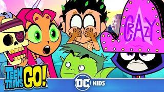 Teen Titans Go! auf Deutsch   Ein verrückter Tag im Turm der Titanen   DC Kids